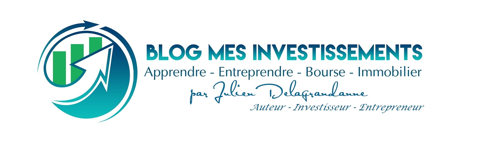 Blog Mes Investissements Logo