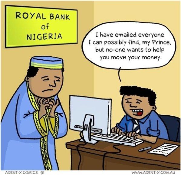 Arnaque nigérianne
