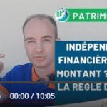 Indépendant financièrement
