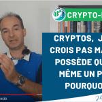 investissement cryptomonnaie
