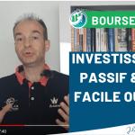 investir en ETF passif facile