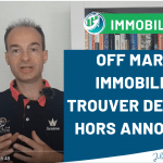 appartement off market immobilier